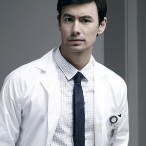 George Young as Dr. Victor Cannerts