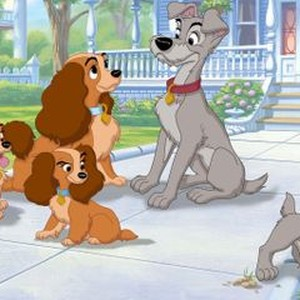 lady and the tramp 2 torrent
