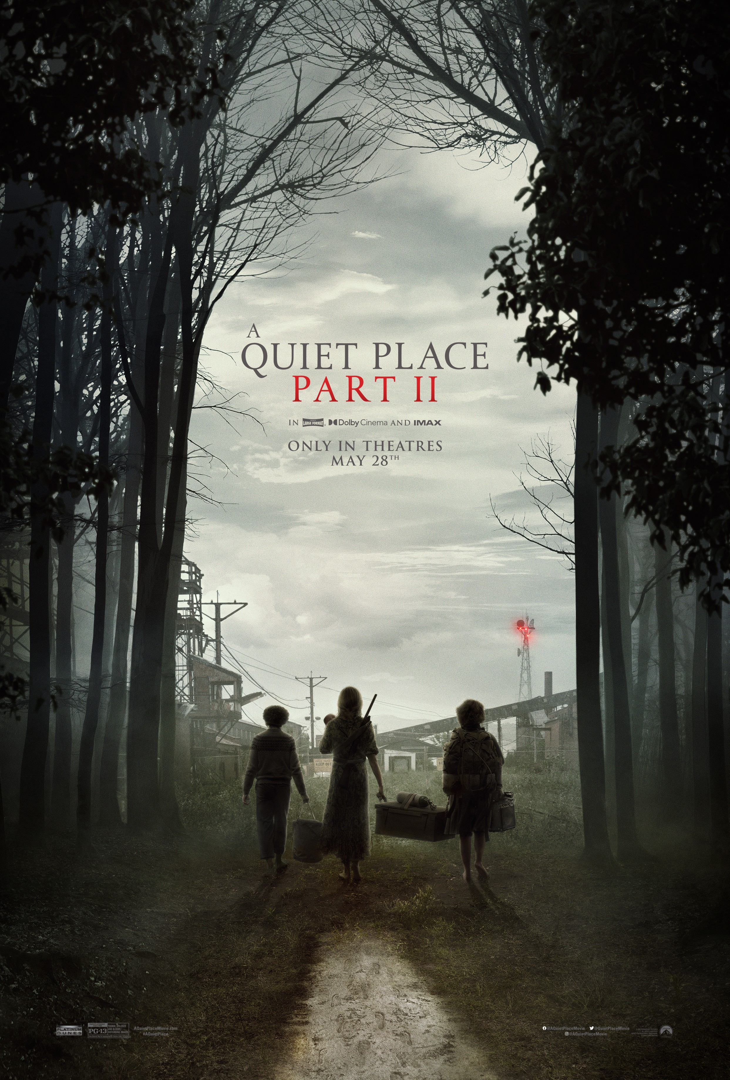 A Quiet Place Part II (2021) - Rotten Tomatoes