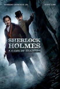 Sherlock Holmes A Game Of Shadows 2011 Rotten Tomatoes