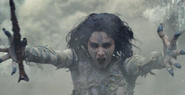 The Mummy 2017 Rotten Tomatoes