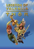 Hetjur Valhallar - ��r (Thor: Legend of the Magical Hammer)