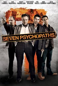 Seven Psychopaths 2012 Rotten Tomatoes