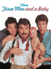 Three Men and a Baby (3 Men and a Baby) (1987)