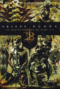 Skinny Puppy: The Greater Wrong of the Right Live