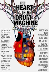 The Heart Is a Drum Machine