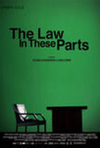 The Law In These Parts