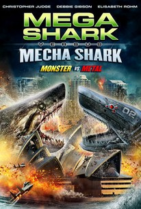 Mega Shark vs. Mecha Shark