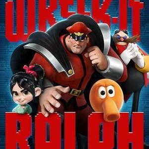 Wreck-it Ralph (2012) - Rotten Tomatoes