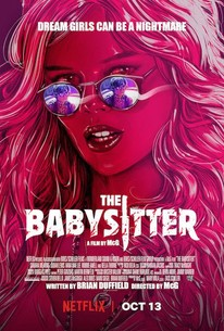 The Babysitter 2017 Rotten Tomatoes