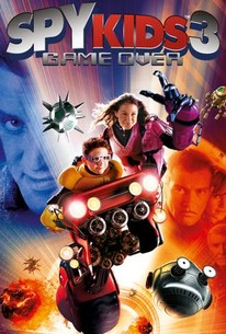Spy Kids 3-D - Game Over