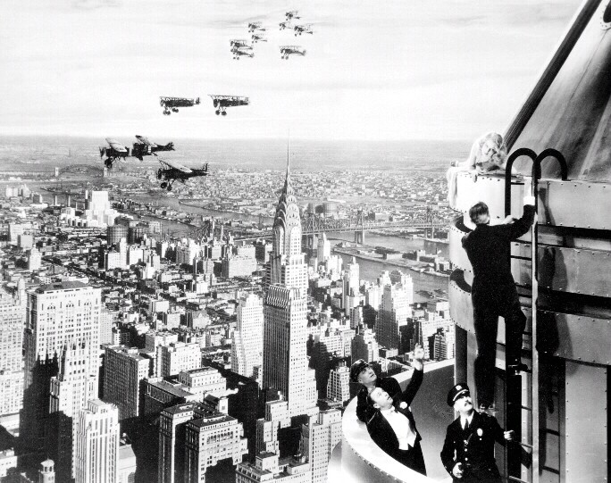 Image result for opening scene king kong 1933