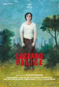 Happy as Lazzaro (Lazzaro felice)