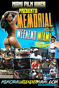 Memorial Weekend Miami