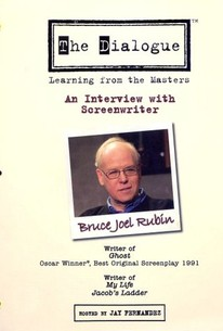 The Dialogue: Learning From the Masters - Bruce Joel Rubin