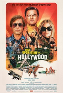 Once Upon a Time In Hollywood (2019) - Rotten Tomatoes