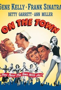 On the Town (1949) - Rotten Tomatoes