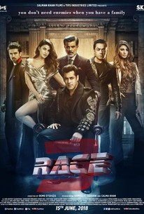 Race 3 2018 Rotten Tomatoes
