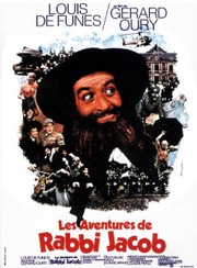 Les Aventures de Rabbi Jacob (The Adventures of Rabbi Jacob) (The Mad Adventures of 'Rabbi' Jacob)