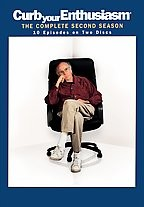 Curb Your Enthusiasm: The Complete Second Season
