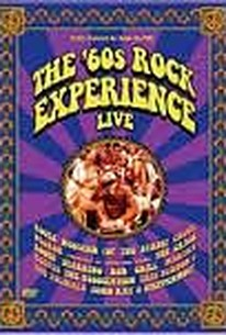 The '60s Rock Experience: Live