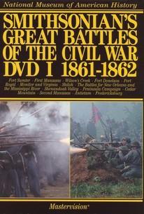 Smithsonian's Great Battles of the Civil War, Vol. 1