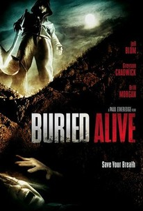 buried alive 2008 rotten tomatoes