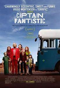 Captain Fantastic movie poster