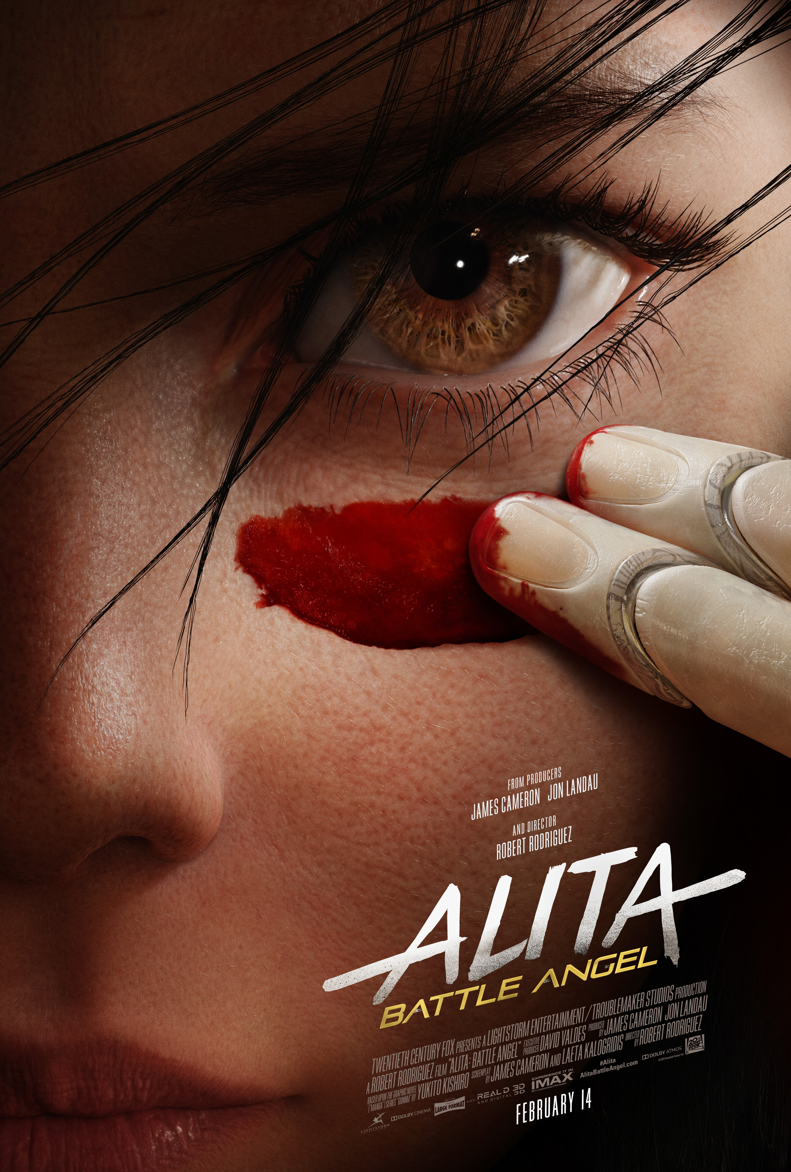 Alita Battle Angel 2019 Rotten Tomatoes