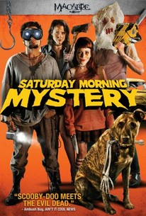 Saturday Morning Massacre (Saturday Morning Mystery)