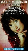 Maria Muldaur - Developing Your Vocal and Performing Style