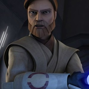 Obi-Wan Kenobi is voiced by James Arnold Taylor