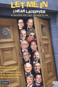 Let Me In - I Hear Laughter: A Tribute to the Friars Club