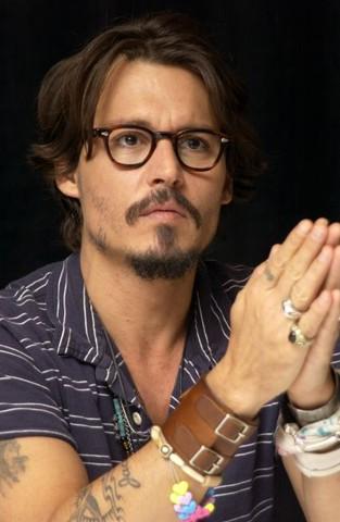 "Tim Burton's ""Corpse Bride"" Press Conference with Johnny Depp, Helena Bonham Carter and Tim Burton"