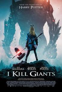 I Kill Giants (2018) - Rotten Tomatoes