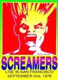 Screamers, The - Live 1978 in San Francisco