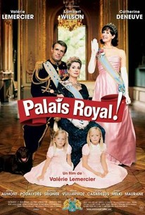 Palais royal!