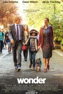 Wonder (2017) - Rotten Tomatoes