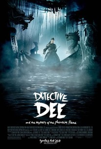 Detective Dee and the Mystery of the Phantom Flame