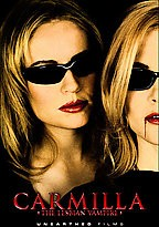 Carmilla the Lesbian Vampire