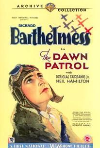 The Dawn Patrol (Flight Commander)