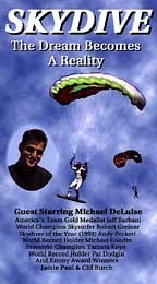 Skydive - The Dream Becomes A Reality