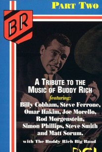 The Making of Burning for Buddy: A Tribute to the Music of Buddy Rich, Part 2