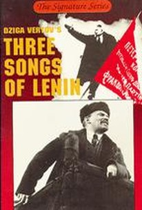 Three Songs of Lenin