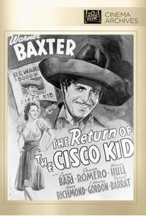Return of the Cisco Kid