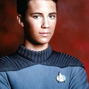Wil Wheaton as Wesley Crusher