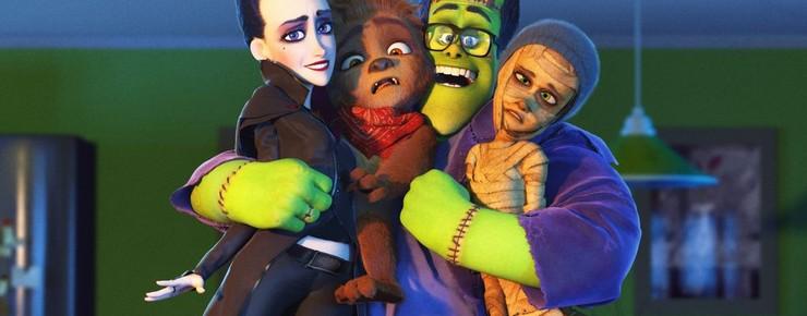 Monster Family (2018) - Rotten Tomatoes