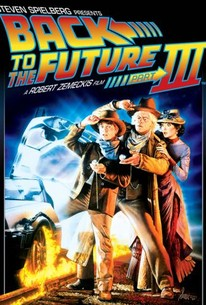 Back To The Future Part Iii 1990 Rotten Tomatoes