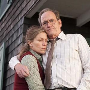 Frances McDormand and Richard Jenkins