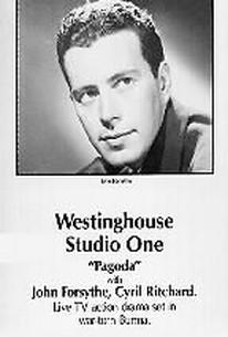 "Westinghouse Studio One - ""Pagoda"""